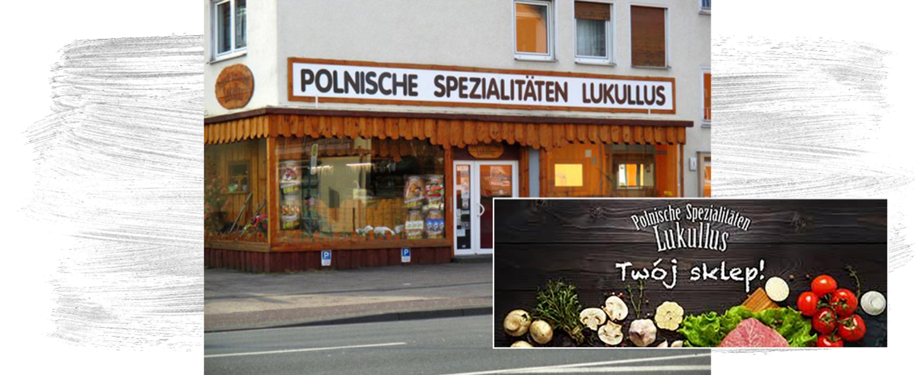 Polnischer Spezialitätnladen LUKULLUS in Hannover   Ortel