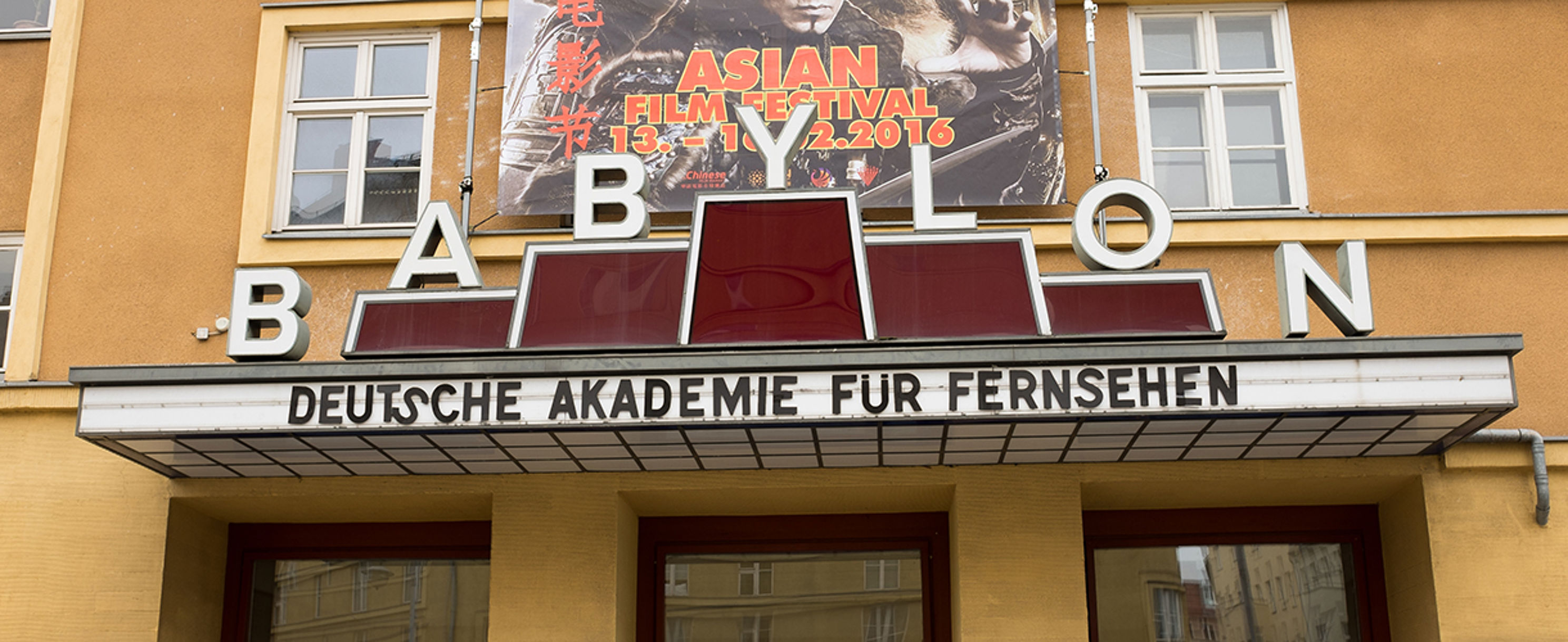 Kino Babylon in Berlin