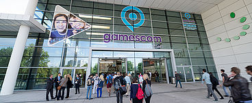 Gamescom 2018 in Köln