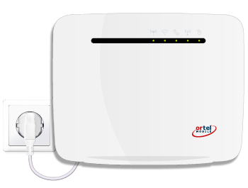 Ortel Mobile Router